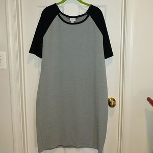 Lularoe Julia dress size 3x